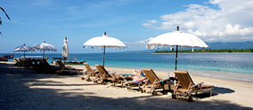 Explore the Three Gili Paradises The Gili islands (also known as The Gilis) are a group of three inc..