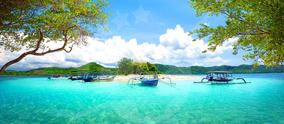 Lembongan and Lombok are two of the most beautiful islands in Indonesia. The sunny sandy beaches, cr..