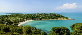 Koh Samui has plenty of things to see and do. The island is surrounded by many beautiful beaches, in..