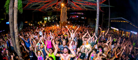 Contents 		         	Difference between Half Moon parties and Full moon parties             The Scen..