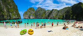 The Pearl of the Andaman Sea is how it is often called, this amazing island has a myriad of differen..