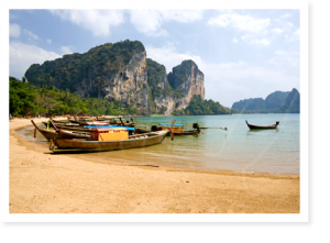 How to Get from Koh Phi Phi to Koh Lanta and Vice Versa